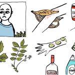 poison ivy pics on skin