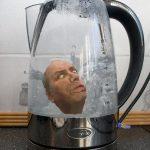 boil on head