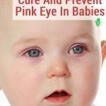 babies pink eye
