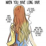 hairs problems