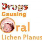 oral lichen planus cause