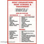 heat exhaustion first aid