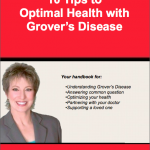 grovers disease causes