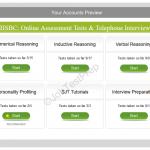 application tests