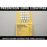 high dose prednisone