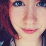 blue freckle