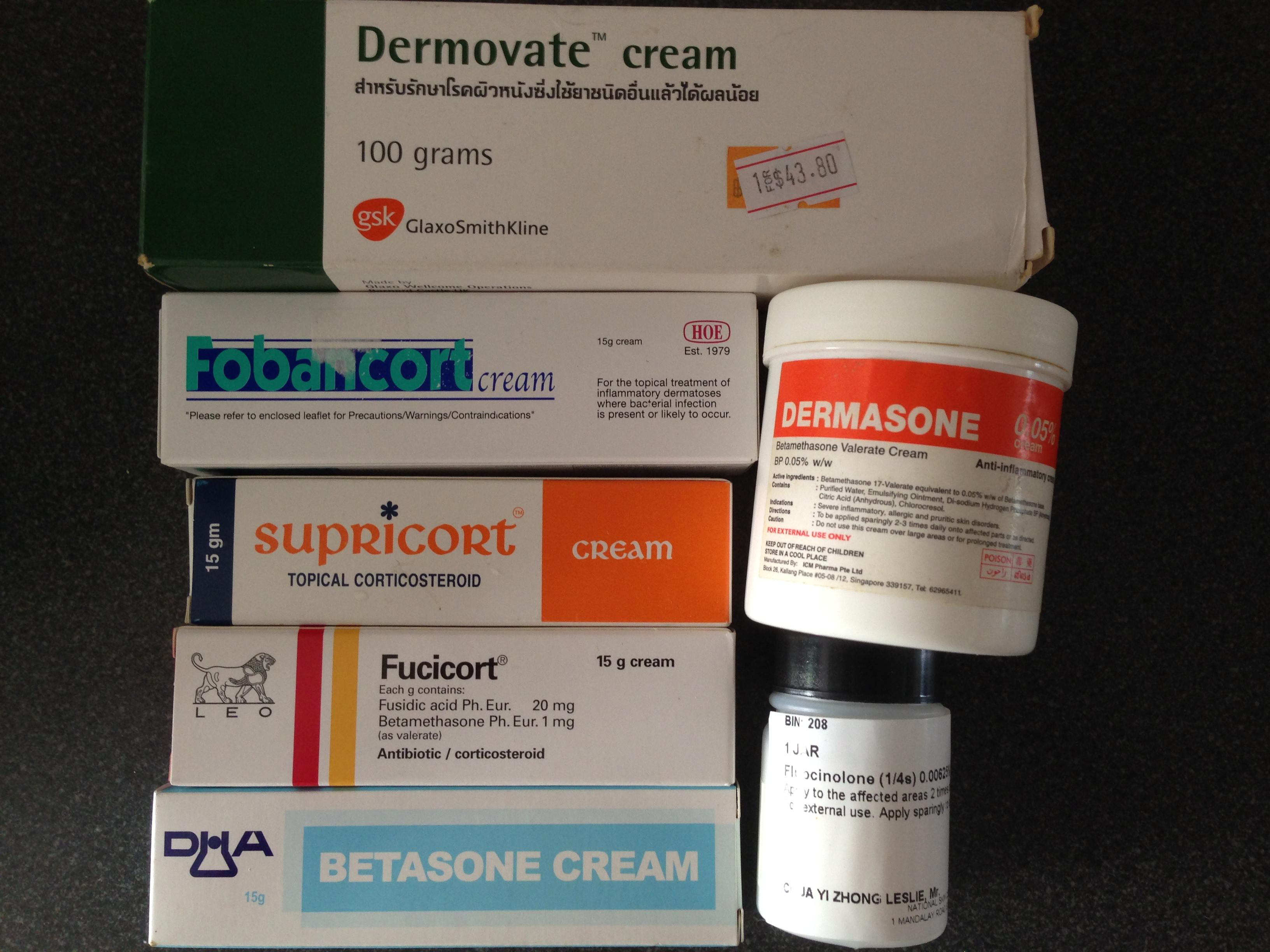 Prescription steroid cream for skin rash british dragon winstrol injectable